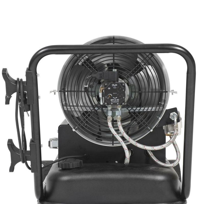 Aeroterma pe motorina cu ardere directa IDE 100 D