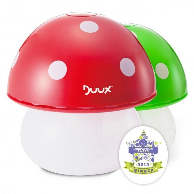 Umidificator Duux Mushroom Rosu