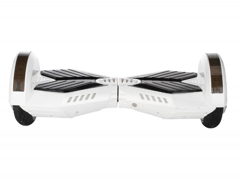 Hoverboard Rayeetech Rambo White 8 inch