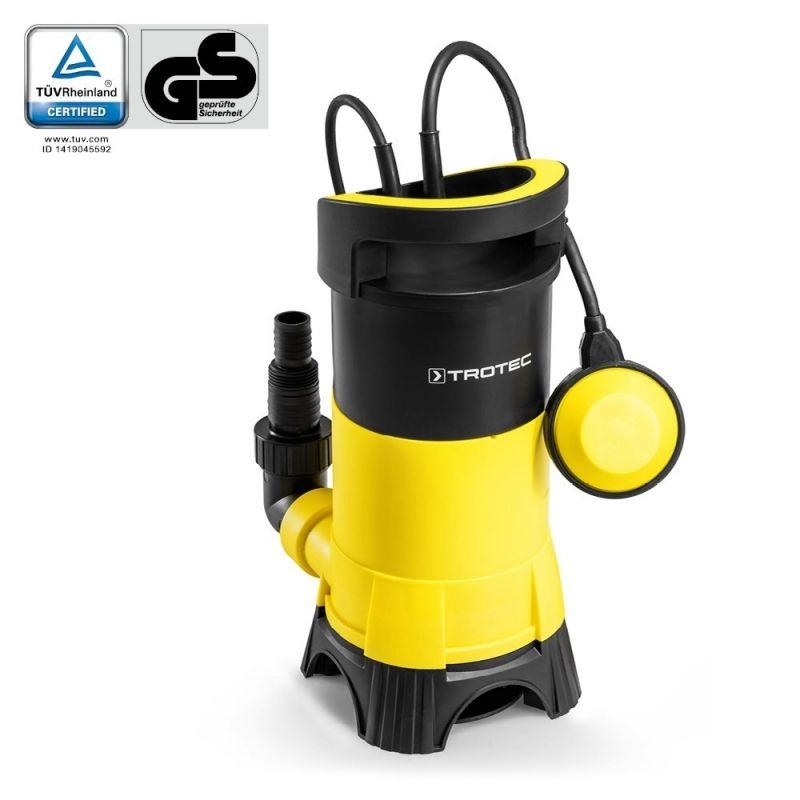 Pompa submersibila de apa reziduala TWP 7025 E