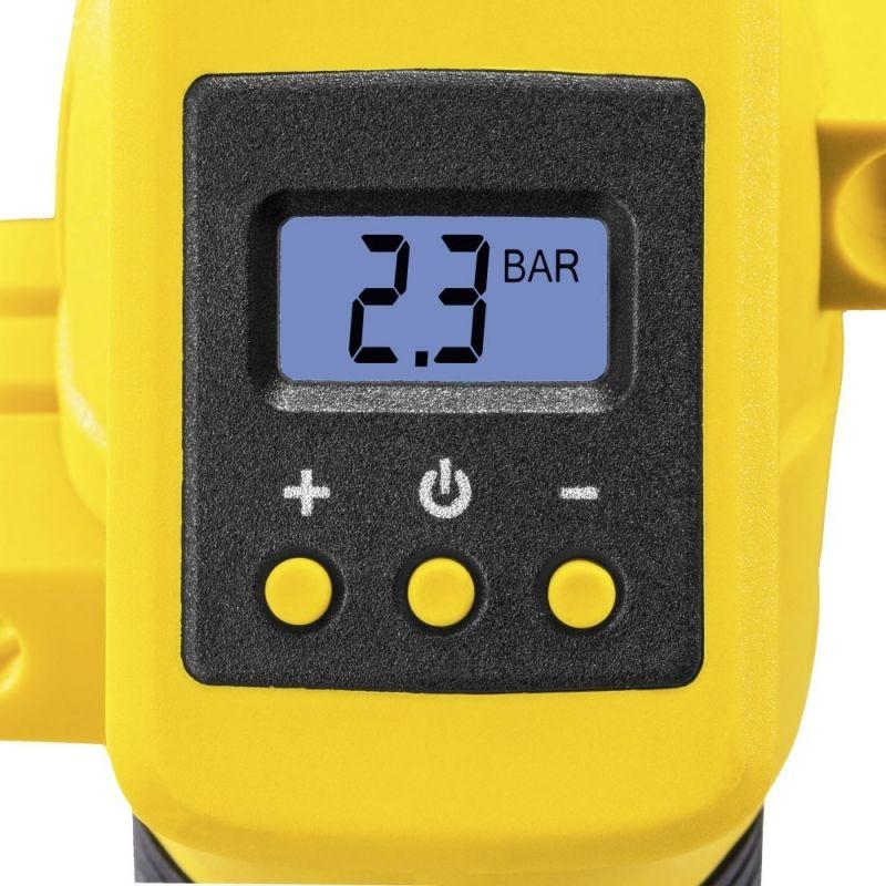 Compresor cu acumulator PCPS 10-16V & Pompă de aer cu acumulator PCPS 11-16V