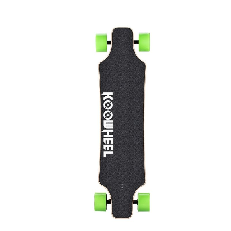 Skateboard Electric Koowheel D3M Green