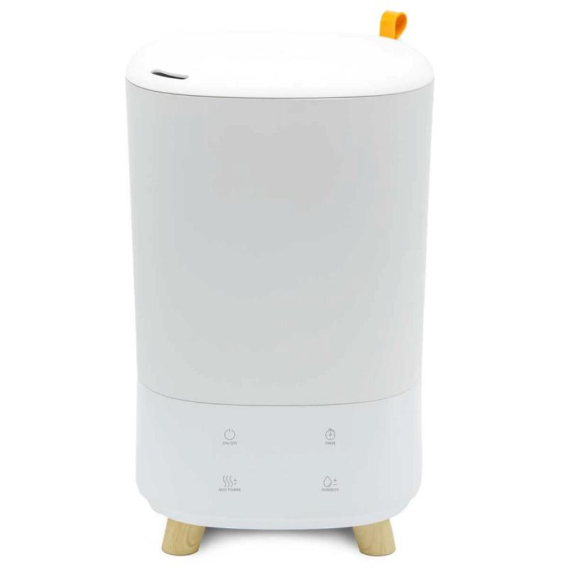Umidificator cu ultrasunete Air&Me SOLNAN, Rezervor Top Fill, Higrostat, Timer, Aromaterapie