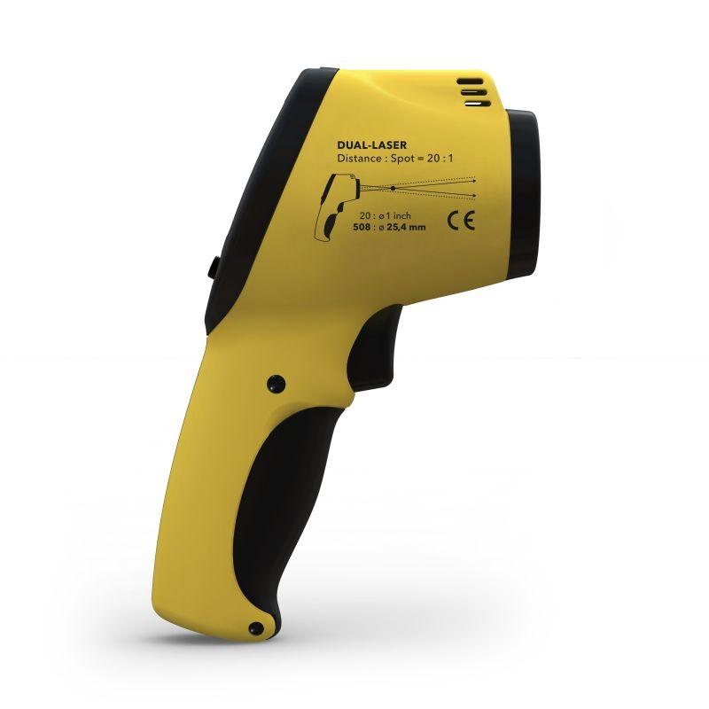 Termometru cu infrarosu si detector punct de roua BP 25