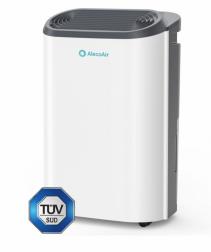 Dezumidificator cu consum redus de energie AlecoAir D14 PURIFY fara filtru inclus 12 l /24h Uscare Rufe Display digital