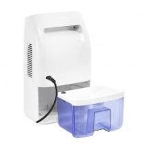 Dezumidificator cu tehnologie Peltier Trotec TTP10E, 0,75l / 24h, Pentru incaperi de 10 mp, Lampa de control, Consum redus