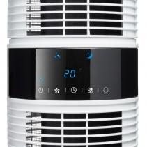 Ventilator turn Clean Air Optima CA-406W, Debit 530m3/h, 3 viteze, Telecomanda, Timer, Filtru praf, Oscilatie, 4 moduri de lucru