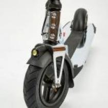 Trotineta electrica Myway Inokim Light 2 Super Chrome LTD, Viteza max. 35 km/h, Putere motor 350W, Baterie Li-Ion 36V/10.4Ah