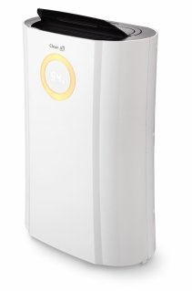 Dezumidificator si purificator de aer Clean Air Optima CA707, 20 l/zi, Debit 120 mc/h, Pentru 45mp, Display, Timer, Higrostat