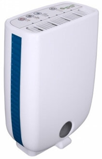 Dezumidificatorul cu absorbtie pentru spatii neincalzite Meaco DD8L, 8 l /zi, Debit 115mc/h, Pentru spatii de 20mp, Higrostat