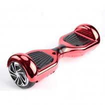 Hoverboard Koowheel S36 Red Chrome 6 5 inch