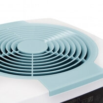 Spalator de aer, purificator si umidificator TROTEC AW10S, Display, Rata umidificare 400 ml/ora, Consum 11W/h, Debit 126 m³/h