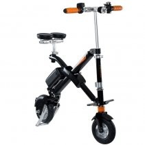Imagine Bicicleta Electrica Foldabila Airwheel E6 Black Viteza Max. 20kmh