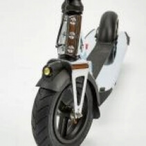 Trotineta electrica Myway Inokim Light 2 Super Chrome LTD, Viteza max. 25 km/h, Putere motor 350W, Baterie Li-Ion 36V/10.4Ah