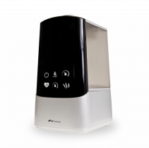 Resigilat! Umidificator si difuzor de aroma Air Naturel Clevair 2, Display, Ionizare, Rata umidif. 330ml/h, Consum 30-100W/h