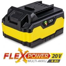 Imagine Acumulator Suplimentar Flexpower 20v 4 0 Ah