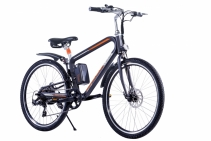 Imagine Bicicleta Electrica Airwheel R8p Black Viteza Max. 20kmh Putere Motor