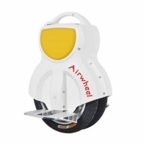 Monociclu electric cu doua roti Airwheel Q1 White