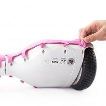 Husa silicon pentru Hoverboard 6.5 inch Pink