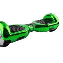 Imagine Resigilat Hoverboard Koowheel Green Chrome 6 5 Inch