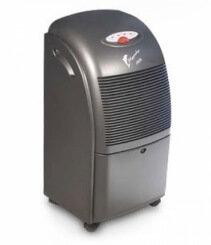 Dezumidificator FRAL F400 grey, 24l/zi, Debit 300mc/h, Pentru spatii de pana la 80mp, Higrostat reglabil