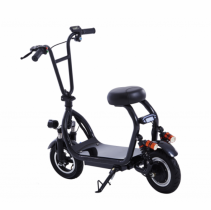Motocicleta electrica Airwheel K10+ Black, Baterie 12Ah