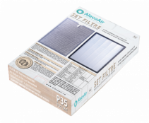 Imagine Set Filtre True Hepa Si Carbon Activ Pentru Purificator Prime