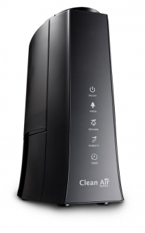 Resigilat! Umidificator si purificator Clean Air Optima CA603new, Difuzor aroma, Ionizare, Display, Timer