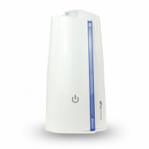Resigilat! Umidificator cu ultrasunete Air Naturel Humini, Rata umidificare 180ml/h, Consum 20W/h, Pentru 15mp