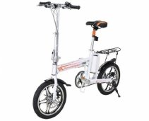 Imagine Bicicleta Electrica Pliabila Airwheel R5 White Viteza Max. 20kmh