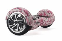 Hoverboard AirMotion Basic Splash Pink 6,5 inch