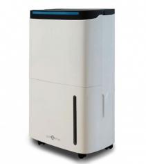 Dezumidificator Air&Me Rohan cu Wi-Fi, control prin aplicatie, capacitate 50 L/zi, Debit 360 mc/h, Timer, Higrostat