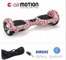 Hoverboard AirMotion Basic Splash Pink 6,5 inch