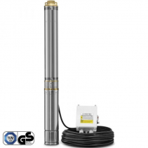 Pompa submersibila de adancime de apa curata TDP 7500 E