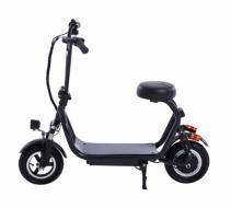 Resigilat! Motocicleta electrica Airwheel K10+ Black Baterie 12Ah imagine alecoair.ro