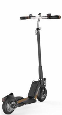Trotineta electrica Airwheel Z5 Black, Viteza max. 20km/ora, Baterie LG 162,8 Wh/4.4Ah, Aplicatie pt. smartphone