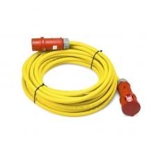 Cablu prelungitor profesional 20 m/ 400 V/ 6 mm², Trotec
