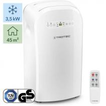 Resigilat! Aer conditionat portabil Trotec PAC 3500, Capacitate 12.000 Btu, Debit 440mc/ora, Telecomanda, Display, Timer, Pentru