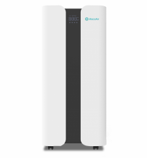 Purificator de aer AlecoAir P120 MONOLITH 2 x Filtre True Hepa & Carbon 2 x Lampi UV -C Ionizare WiFi Aplicatie