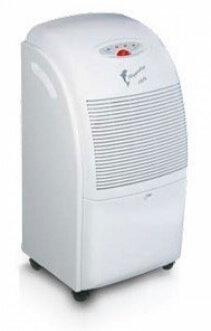 Dezumidificator FRAL F400 white, 24l/zi, Debit 300mc/h, Pentru spatii de pana la 80mp, Higrostat reglabil