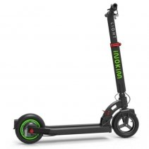 Trotineta electrica Myway Inokim Light Hero Black, Display, Viteza max. 27 km Motor 300W, Baterie Litiu-Ion: 36V/7.8Ah