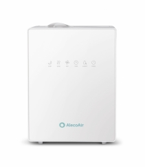 Umidificator cu ultrasunete AlecoAir U30 IONIC, Ionizare, Higrostat, Timer, Telecomanda, Display Digital