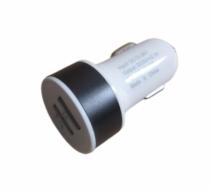 Adaptor priza masina 2 x USB