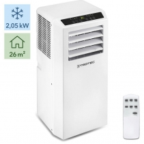 Imagine Aer Conditionat Portabil Trotec Pac 2010 H Capacitate 7.000 Btu Debit