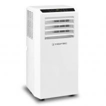 Aer conditionat portabil Trotec PAC 2010 H, Capacitate 7.000 Btu, Debit 320mc/ora, Telecomanda, Display, Timer, Pentru 65mc