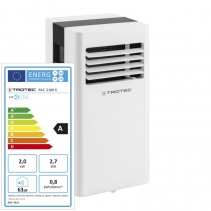 Imagine Aer Conditionat Portabil Trotec Pac 2100 X Capacitate 7.000 Btu Debit