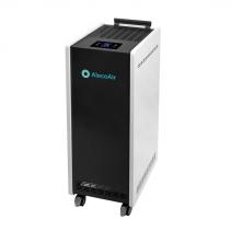 Purificator si sterilizator profesional de aer AlecoAir S1000 CABINET 4 lampi UV-C Prefiltru Filtru HEPA H12 1000mc/h imagine alecoair.ro