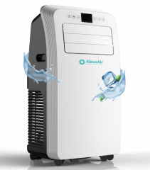 Aparat aer conditionat portabil 12,000 BTU AlecoAir AM12 SMART COOL, Wi-Fi, Telecomanda, Timer, 4 moduri de lucru