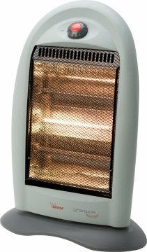 Radiator cu halogen Bimar Granluce imagine alecoair.ro