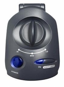 Purificator de aer Clean Air Optima CA366, Filtru Fotocatalitic, Ionizare, Filtru electrostatic, Lampa UV, Pentru 20mp, 3 trepte
